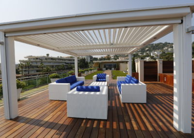 Terrasse Cannes